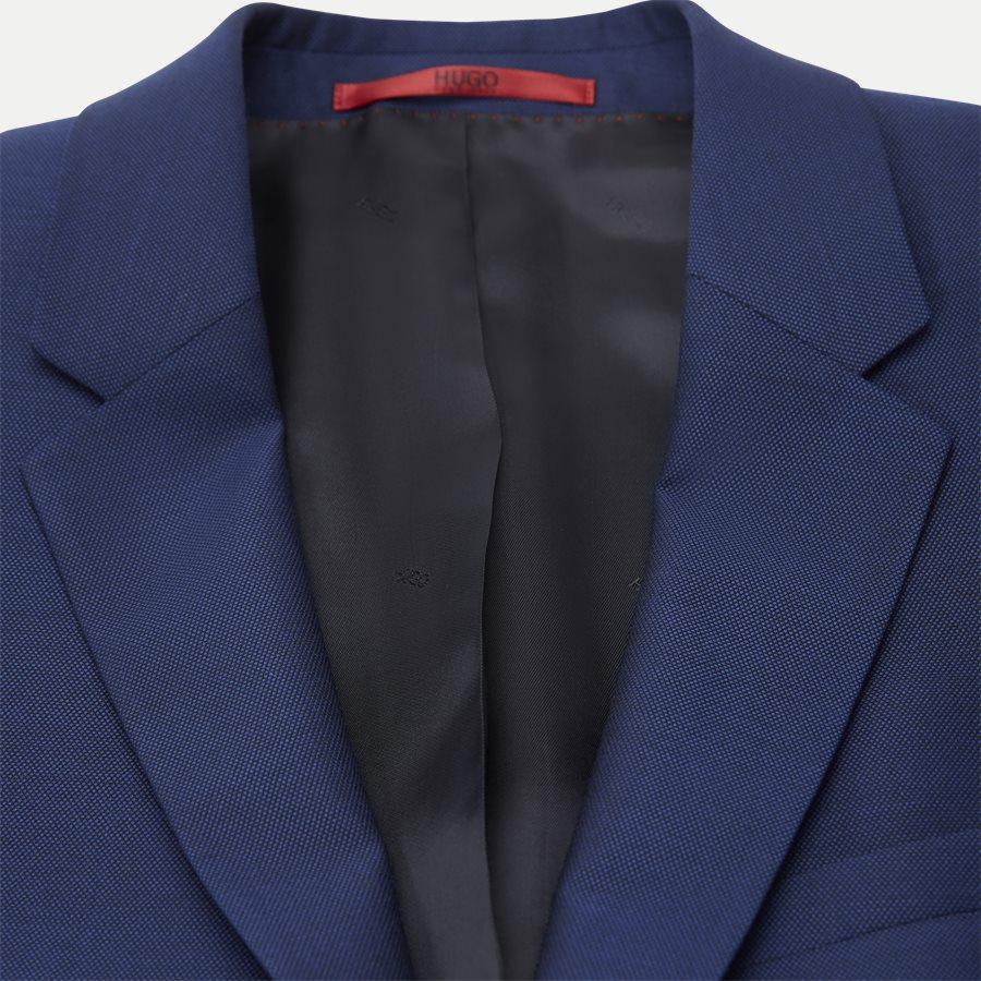 5597 ASTIAN/HETS - Astian/Hets Habit - Habitter - Ekstra slim fit - DARK BLUE - 4